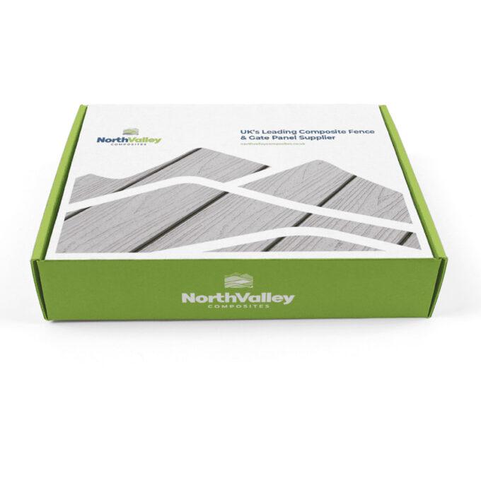 composite board sample box